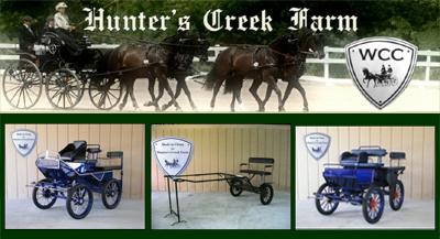 Hunter's Creek Farm & WCC Carriages